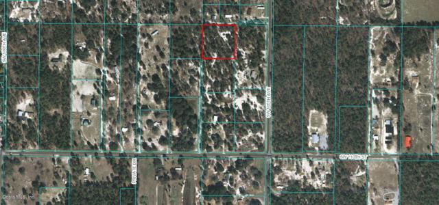 0 SW 110th, Dunnellon, FL 34432 (MLS #524896) :: Bosshardt Realty