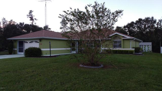 2773 SW 146th Street, Ocala, FL 34473 (MLS #526003) :: Realty Executives Mid Florida