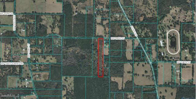 0 NW 200 Street, Ocala, FL 34482 (MLS #526026) :: Realty Executives Mid Florida