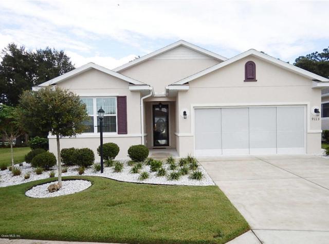9113 SW 91st Court Road, Ocala, FL 34481 (MLS #526041) :: Pepine Realty