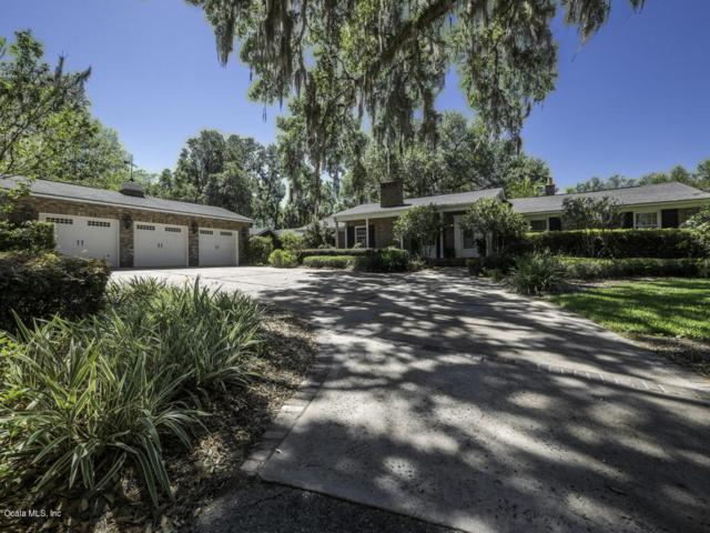 2334 E Fort King Street, Ocala, FL 34471 (MLS #526081) :: Bosshardt Realty