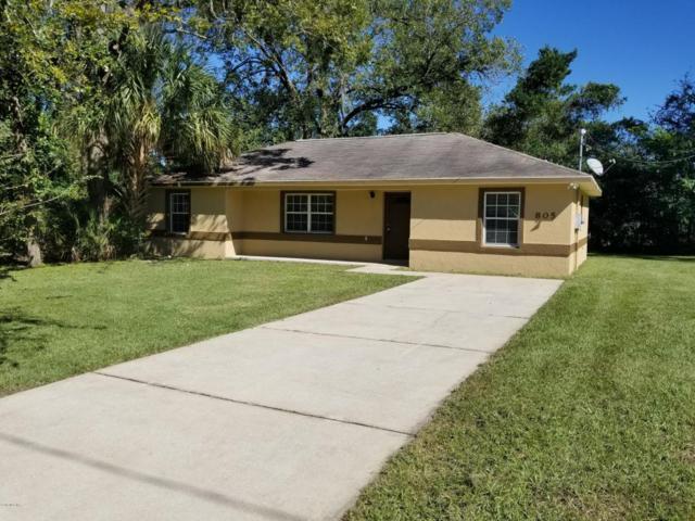 805 NW 6th Terrace, Ocala, FL 34475 (MLS #526261) :: Bosshardt Realty