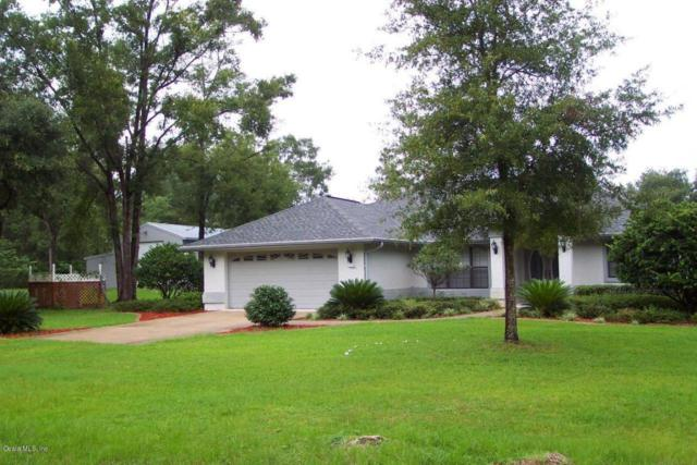 35 Never Bend Drive, Ocala, FL 34482 (MLS #527214) :: Realty Executives Mid Florida