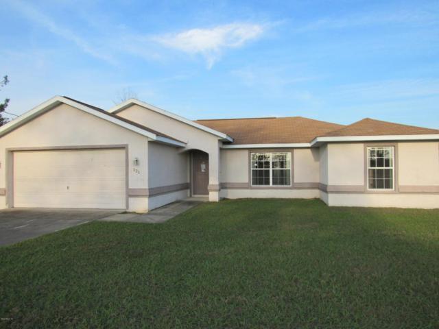 121 Juniper Loop Circle, Ocala, FL 34480 (MLS #527277) :: Realty Executives Mid Florida