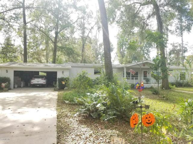 4850 SE 117th Place, Belleview, FL 34420 (MLS #527384) :: Realty Executives Mid Florida