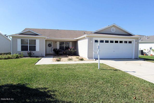 3254 Richmond Drive, The Villages, FL 32162 (MLS #527425) :: Realty Executives Mid Florida