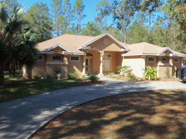 7770 SW 181 Circle, Dunnellon, FL 34432 (MLS #527494) :: Realty Executives Mid Florida