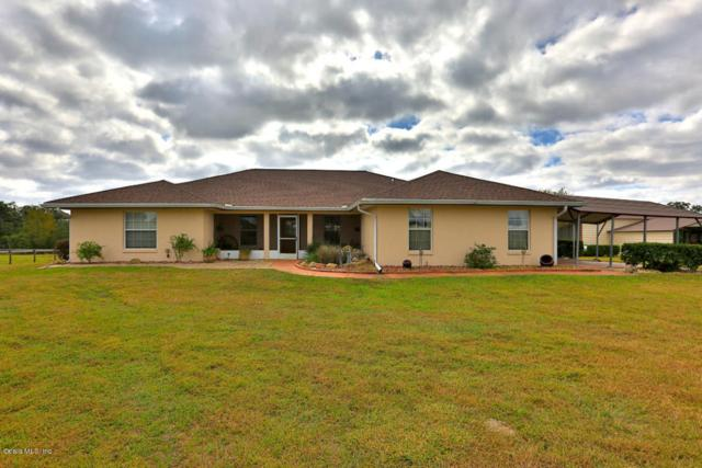 14350 SE 170th Street, Weirsdale, FL 32195 (MLS #527522) :: Realty Executives Mid Florida