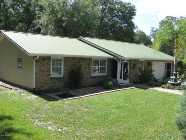 1201 NE 145th Avenue Road, Silver Springs, FL 34488 (MLS #527555) :: Realty Executives Mid Florida