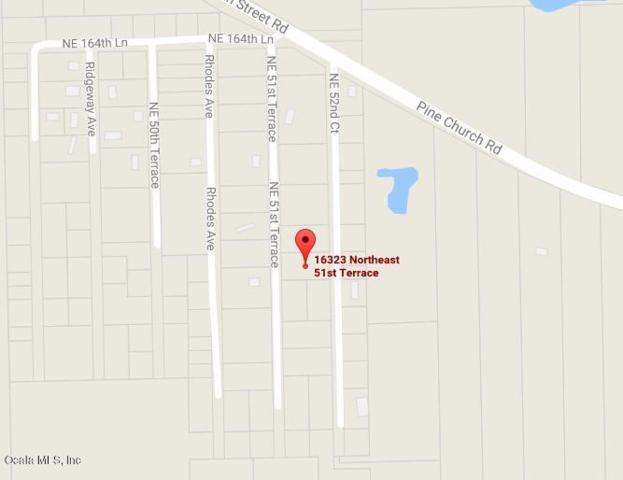 16323 NE 51st Street, Citra, FL 32113 (MLS #527678) :: Realty Executives Mid Florida