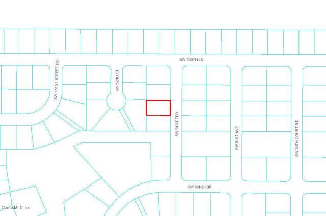 0 SW 51st Terrace, Ocala, FL 34473 (MLS #528191) :: Realty Executives Mid Florida