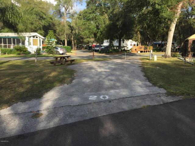 25157 NE 140 Loop, Salt Springs, FL 32134 (MLS #528396) :: Realty Executives Mid Florida