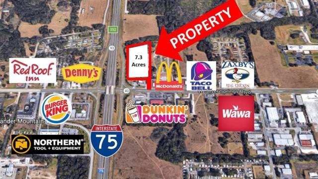 3621 W W Silver Springs Blvd, Ocala, FL 34475 (MLS #528432) :: Pepine Realty