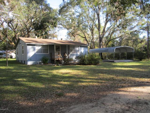20911 NE 142nd Place, Salt Springs, FL 32134 (MLS #528642) :: Realty Executives Mid Florida