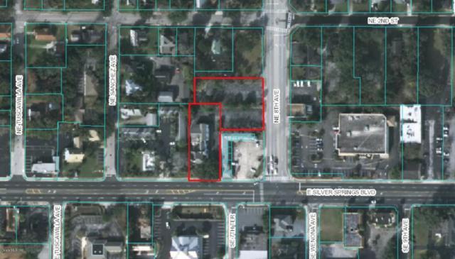 725 E Silver Springs Boulevard, Ocala, FL 34470 (MLS #528737) :: Realty Executives Mid Florida