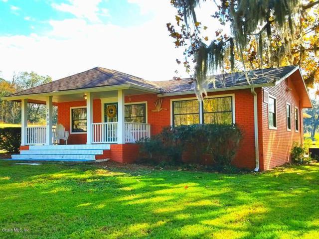 7400 W Highway 316, Reddick, FL 32686 (MLS #529089) :: Bosshardt Realty