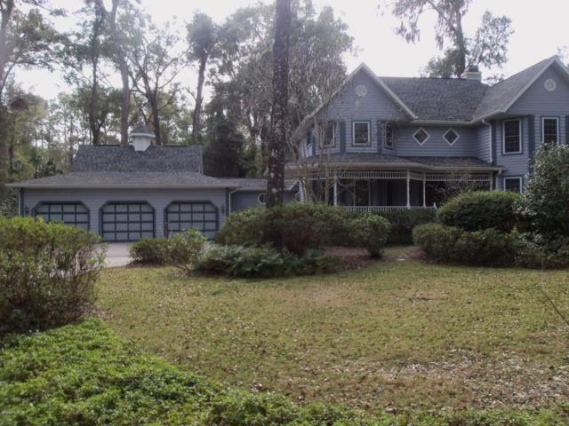 7883 SW 186 Circle, Dunnellon, FL 34432 (MLS #529205) :: Bosshardt Realty