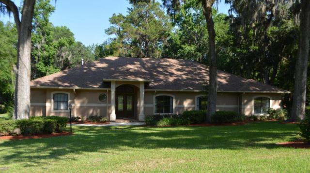 4550 NW 82nd Court, Ocala, FL 34482 (MLS #529523) :: Bosshardt Realty