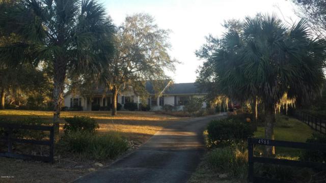 4988 SW 31st Street, Ocala, FL 34474 (MLS #529554) :: Bosshardt Realty
