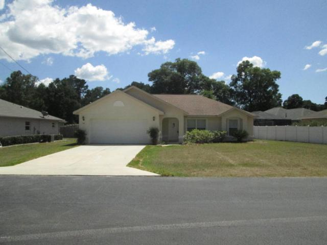 780 NE 130th Terrace, Silver Springs, FL 34488 (MLS #529584) :: Realty Executives Mid Florida