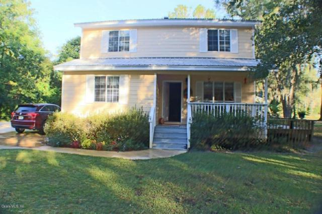 22484 NW 87th Avenue Road, Micanopy, FL 32667 (MLS #529624) :: Bosshardt Realty