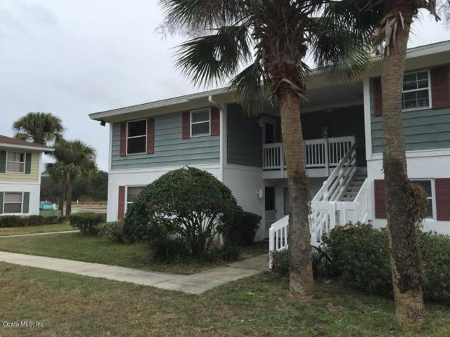 8138 Fairways Circle S202, Ocala, FL 34472 (MLS #529643) :: Realty Executives Mid Florida