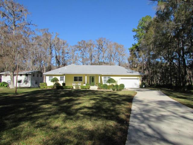 11160 SW 190 Avenue, Dunnellon, FL 34432 (MLS #529852) :: Thomas Group Realty