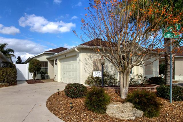 749 Lenore Lane, The Villages, FL 32162 (MLS #529883) :: Realty Executives Mid Florida
