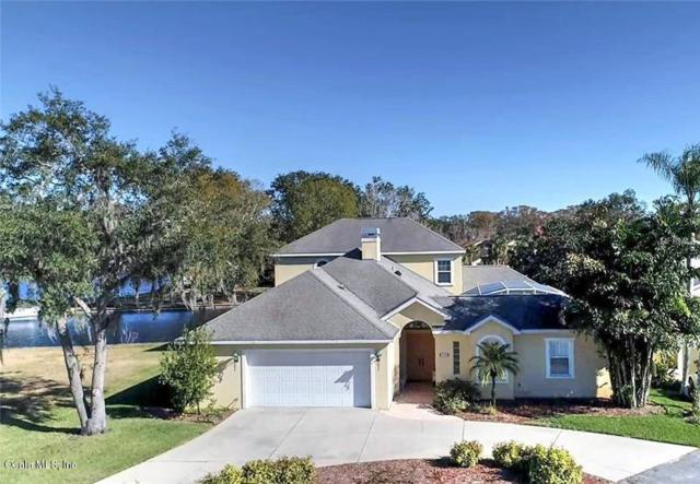 828 Palm Harbor Court, Leesburg, FL 34748 (MLS #529964) :: Realty Executives Mid Florida