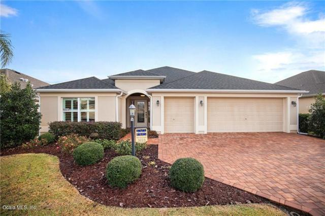 3223 Sylewood Avenue, The Villages, FL 32163 (MLS #530206) :: Realty Executives Mid Florida