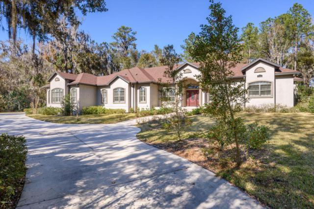 995 SW 37th Place Road, Ocala, FL 34471 (MLS #530283) :: Bosshardt Realty