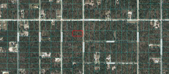 00 Sw 134th Ave, Dunnellon, FL 34432 (MLS #530395) :: Bosshardt Realty