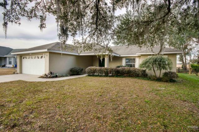 9569 SW 53rd Circle, Ocala, FL 34476 (MLS #530430) :: Bosshardt Realty