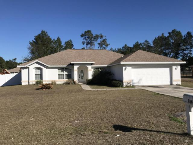 9563 SW 45th Avenue, Ocala, FL 34476 (MLS #531056) :: Realty Executives Mid Florida