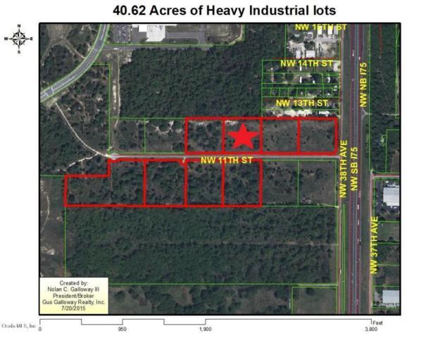 000 NW 11th Street, Ocala, FL 34482 (MLS #531069) :: Bosshardt Realty