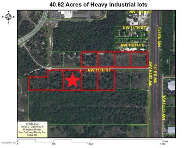 000 NW 11th Street, Ocala, FL 34482 (MLS #531074) :: Bosshardt Realty