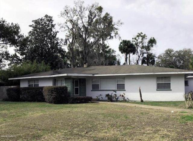 1014 SE 9th Avenue, Ocala, FL 34471 (MLS #531178) :: Bosshardt Realty