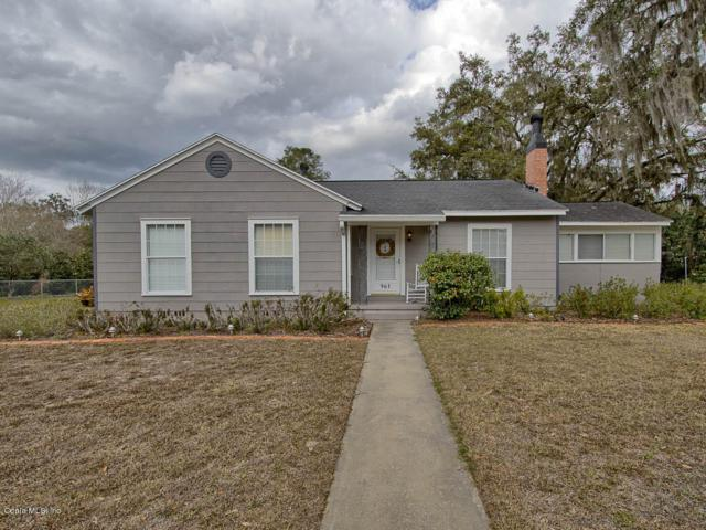 961 NE 6th Street, Ocala, FL 34470 (MLS #531284) :: Bosshardt Realty