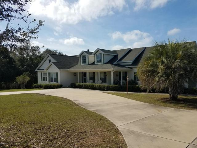 10544 SE 146th Terrace Road, Ocklawaha, FL 32179 (MLS #531308) :: Bosshardt Realty