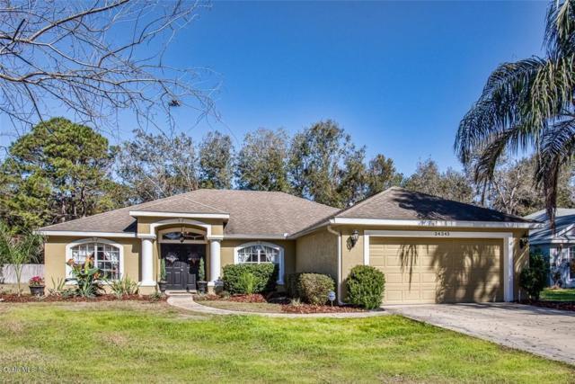 34345 Shadewood Circle, Leesburg, FL 34788 (MLS #531554) :: Bosshardt Realty