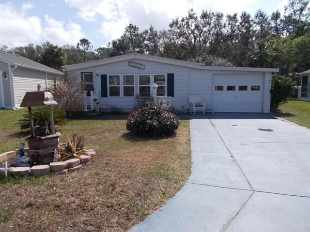 442 Tarrson Boulevard, The Villages, FL 32159 (MLS #531661) :: Realty Executives Mid Florida
