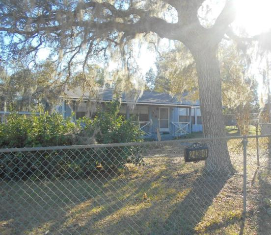 24390 NE 127th Street, Salt Springs, FL 32134 (MLS #531720) :: Bosshardt Realty