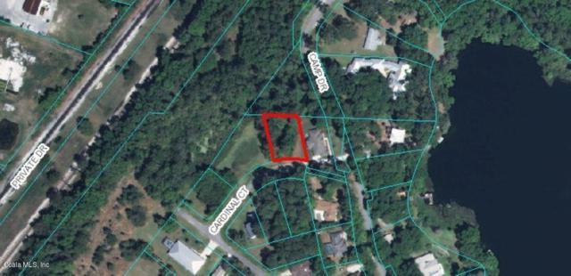 0 Cardinal  Ct, Dunnellon, FL 34431 (MLS #531761) :: Bosshardt Realty