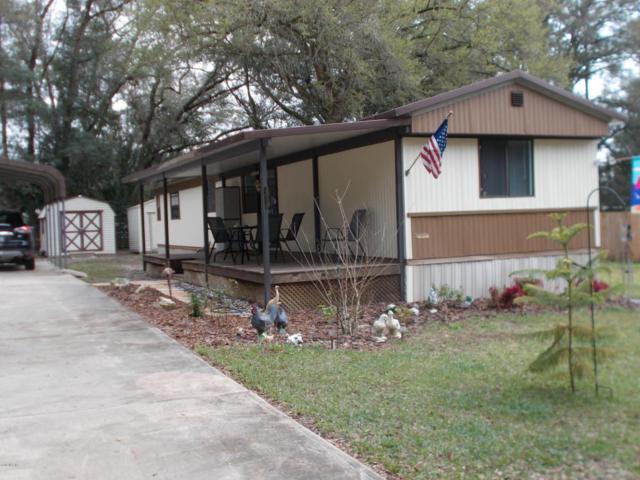 5401 SE 28th Court, Ocala, FL 34480 (MLS #531764) :: Realty Executives Mid Florida