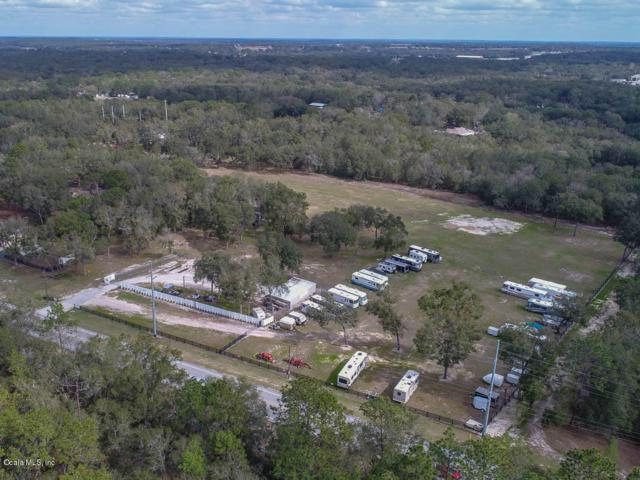 00 Cr 25/Teague Trail, Lady Lake, FL 32159 (MLS #531822) :: Pepine Realty