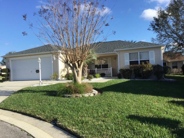 9230 SE 177th Sherman Street, The Villages, FL 32162 (MLS #531952) :: Bosshardt Realty