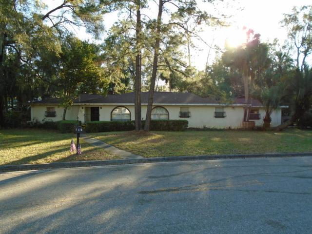 3832 SE 2nd Street, Ocala, FL 34471 (MLS #532044) :: Realty Executives Mid Florida