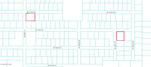 0 Se 86th Ct X 159th Lane, Summerfield, FL 34491 (MLS #532114) :: Realty Executives Mid Florida