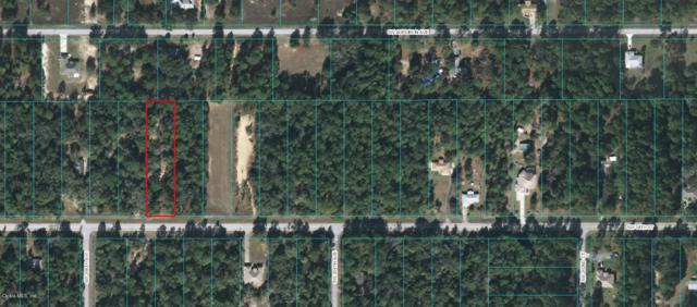 Lot 25 SW 54th St., Dunnellon, FL 34431 (MLS #532116) :: Realty Executives Mid Florida
