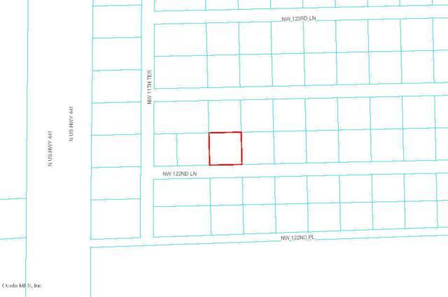 0 NW 122nd Lane, Citra, FL 32113 (MLS #532141) :: Thomas Group Realty